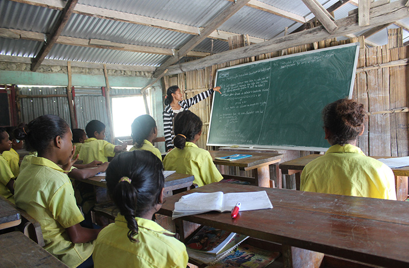 Open education – Timor Leste
