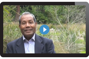H.E. Abel Guterres Talks About The Importance Of WithOneSeed To His Village Of Baguia