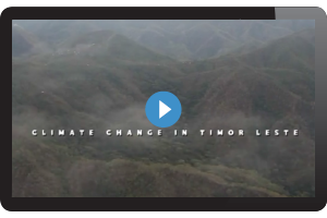 Climate Change in Timor Leste