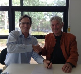 WithOneSeed And Royal Botanic Gardens Sign Partnership MOU