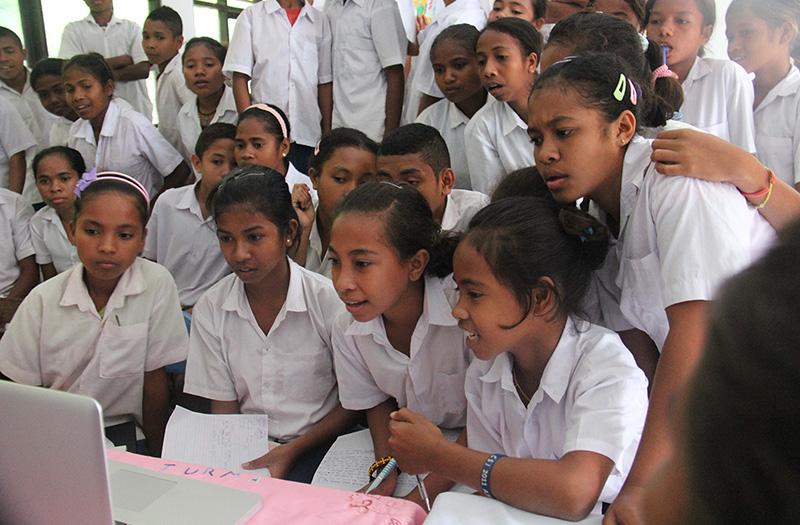 Open education – Timor Leste