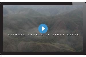 Climate change in Timor Leste