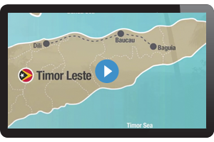 Life in a Timorese Village